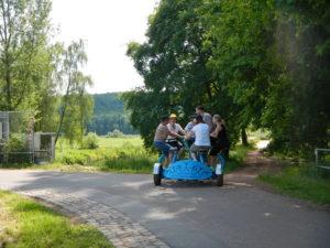 Muldental-Touren