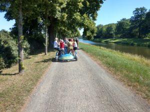 Bike und Boot-Kombi Leipzig